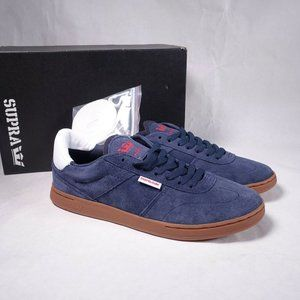 Supra Elevate Skate Shoes Suede 05894-417-M